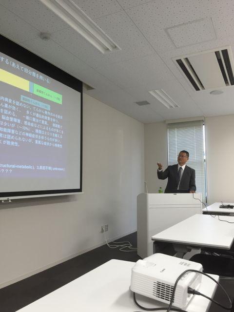 第6回病態脳科学セミナー山川先生